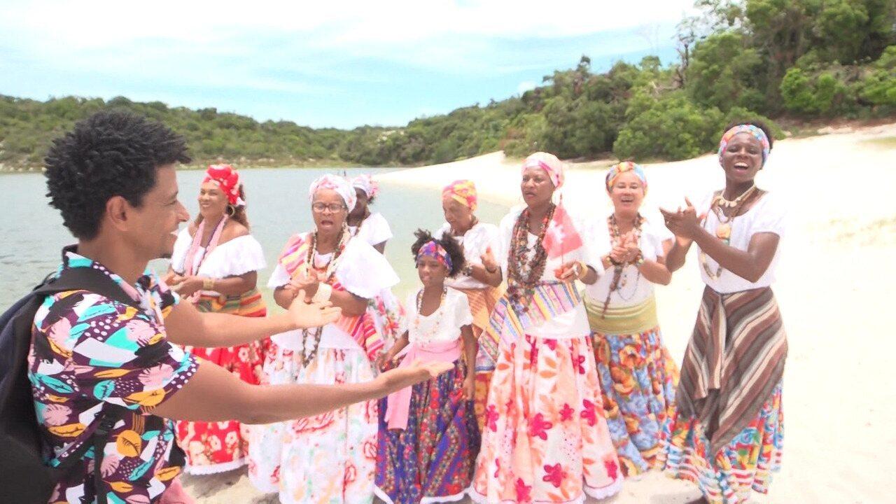 As Ganhadeiras de Itapuã serão tema de samba-enredo no Carnaval do Rio de Janeiro