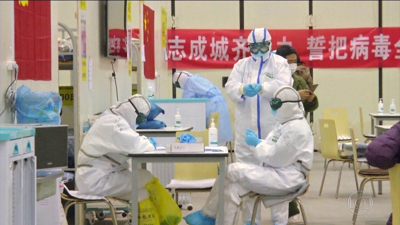 França anuncia a primeira morte na Europa ligada ao novo coronavírus
