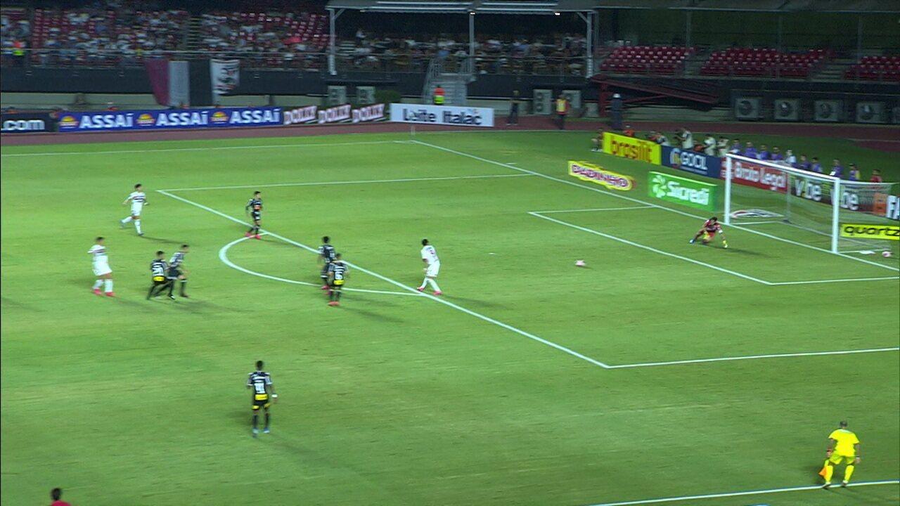 Melhores momentos de São Paulo 0 x 0 Corinthians pela 6ª rodada do Campeonato Paulista