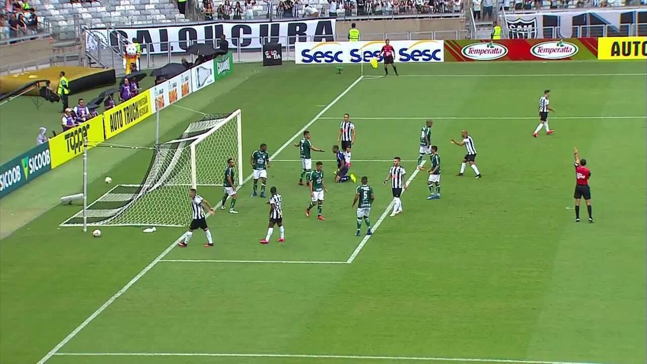 Melhores Momentos de Atlético-MG 1 x 2 Caldense pela 6ª rodada do Campeonato Mineiro