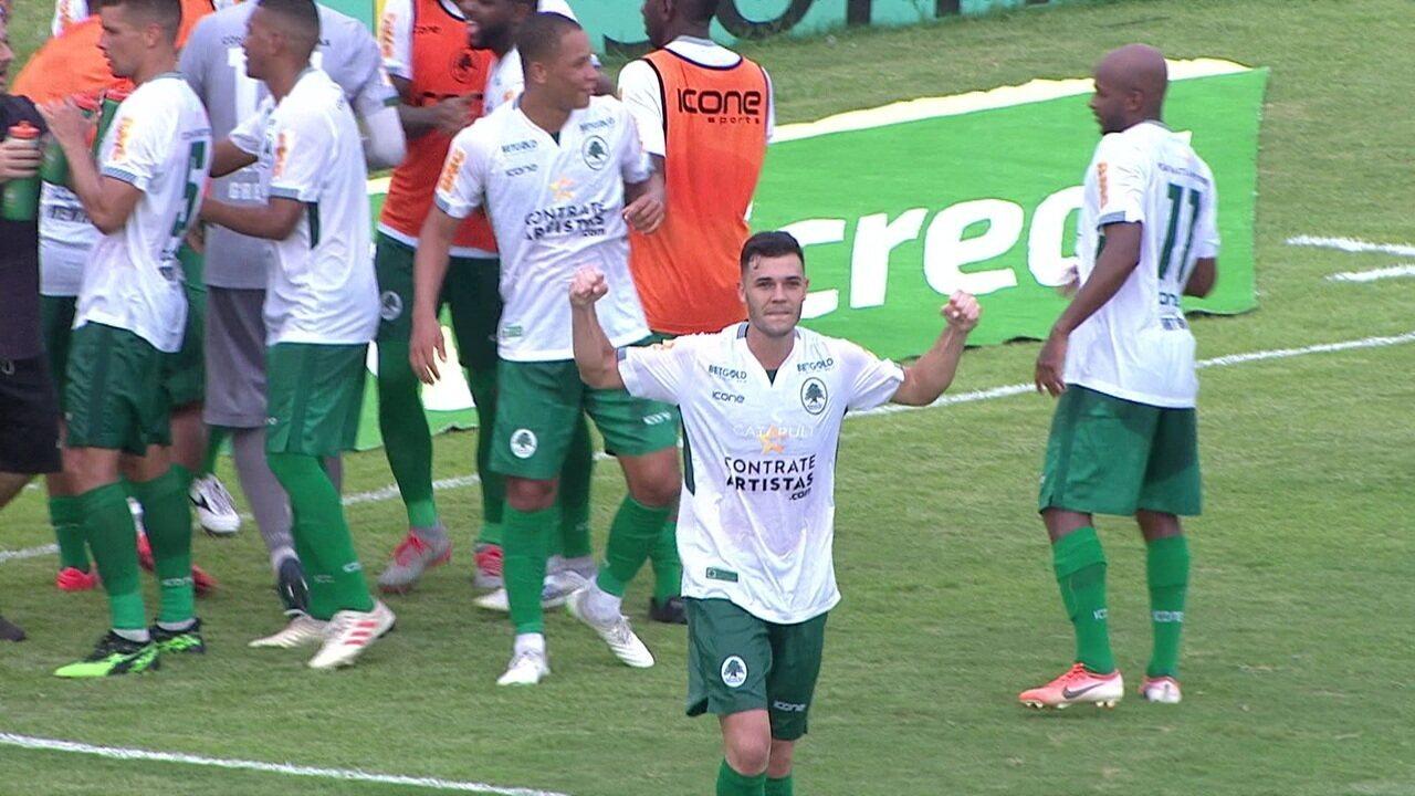 Melhores momentos: Boavista 1 x 1 Volta Redonda pela semifinal da Taça Guanabara 2020