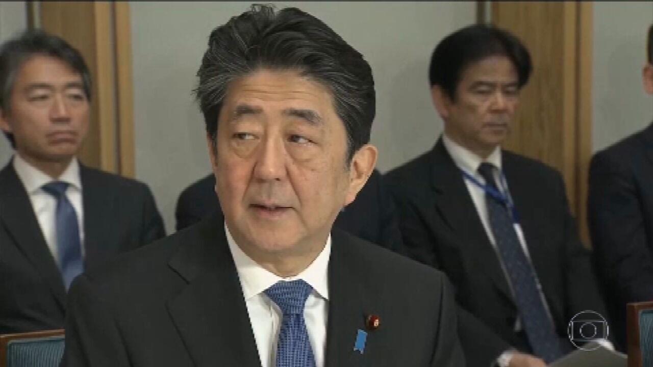 Epidemia do novo coronavírus ameaça levar economia do Japão à recessão