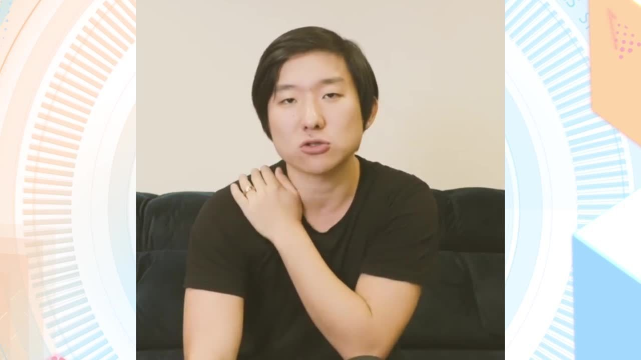 Nasce Jake, filho de Pyong do BBB20