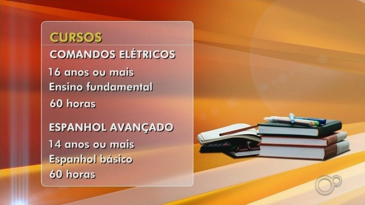 Instituto Federal abre mais de 100 vagas para cursos de extensão em Tupã