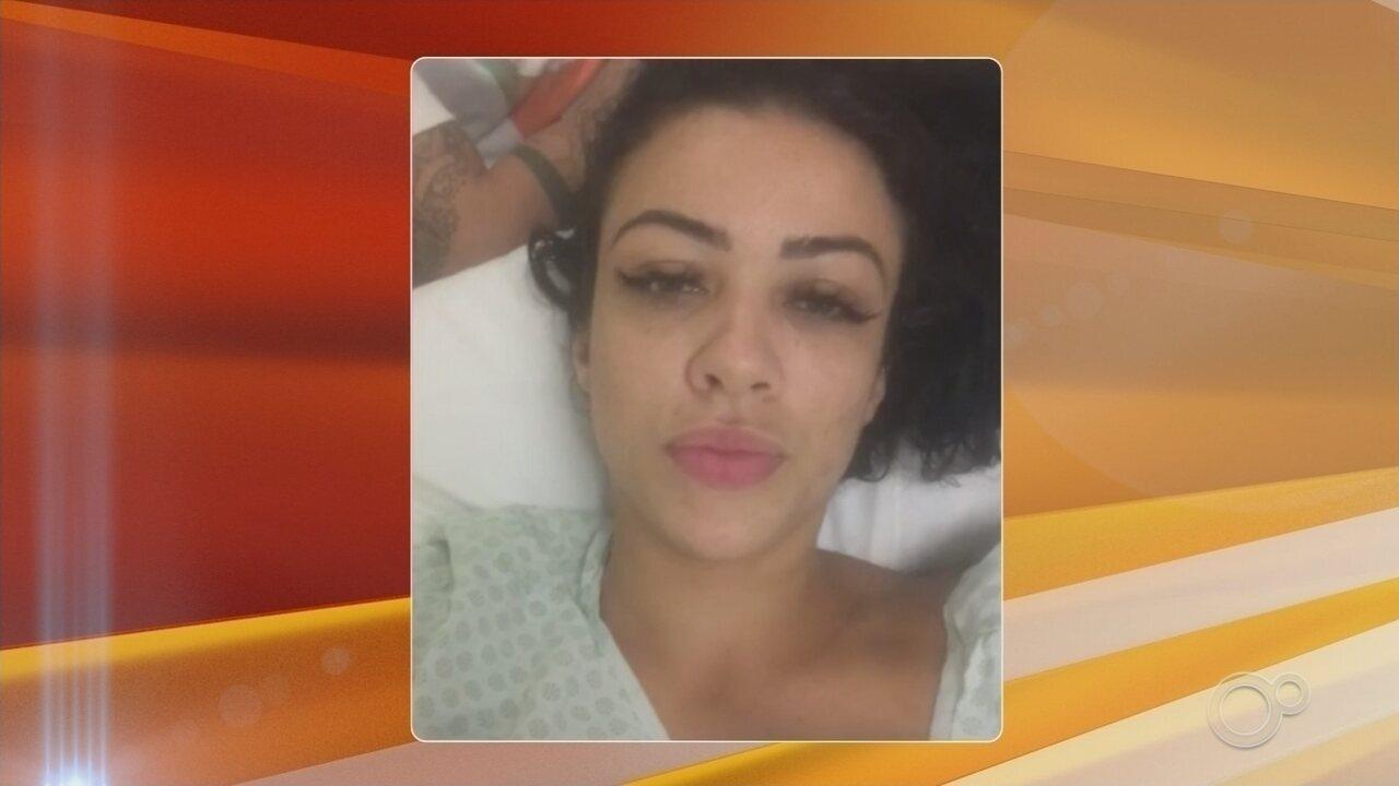 Cabeleireira de Jundiaí baleada em bloco de carnaval em SP passa por cirurgia