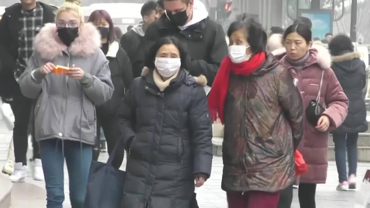 Epidemia do novo coronavírus abala economia global