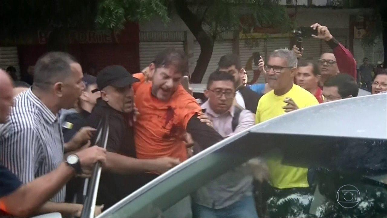 Secretário de Segurança do Ceará acusa PM de fazer motim