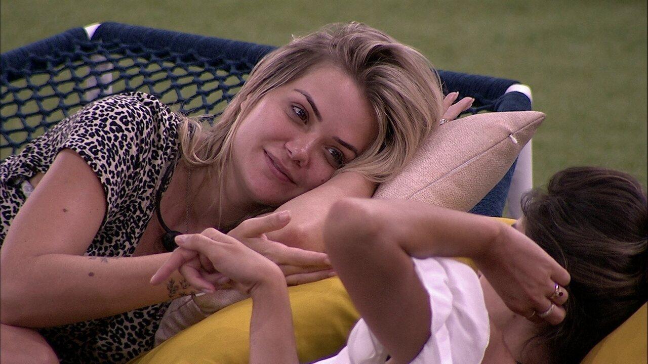 Marcela dispara sobre Gabi e Guilherme: 'Não sinto química entre eles'