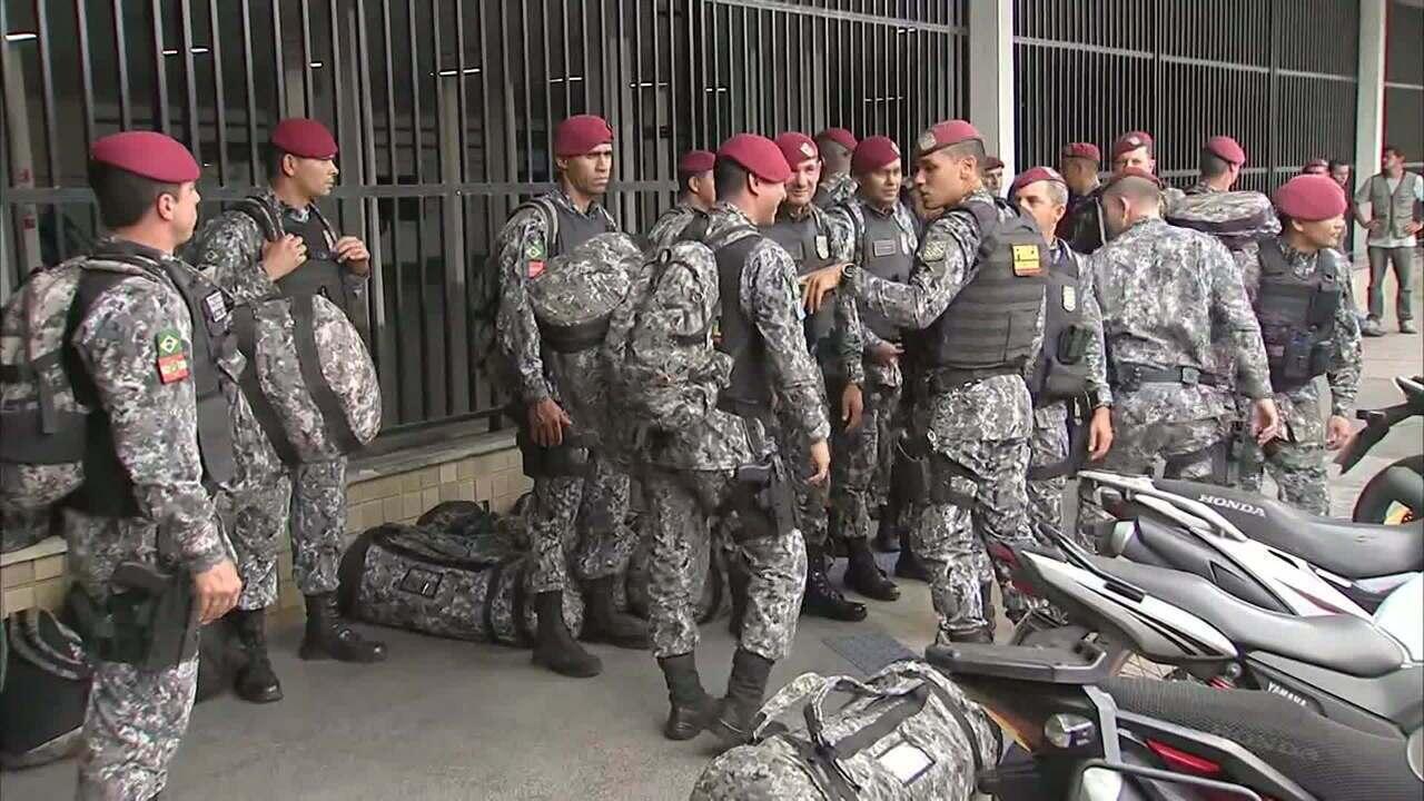 Bolsonaro autoriza atuação das Forças Armadas no Ceará para reforçar segurança