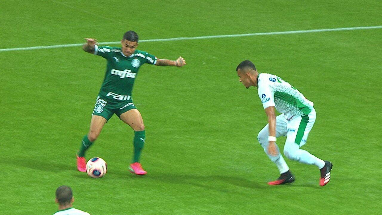 Melhores momentos de Palmeiras 1 x 0 Guarani pela 7ª rodada do Paulistão 2020