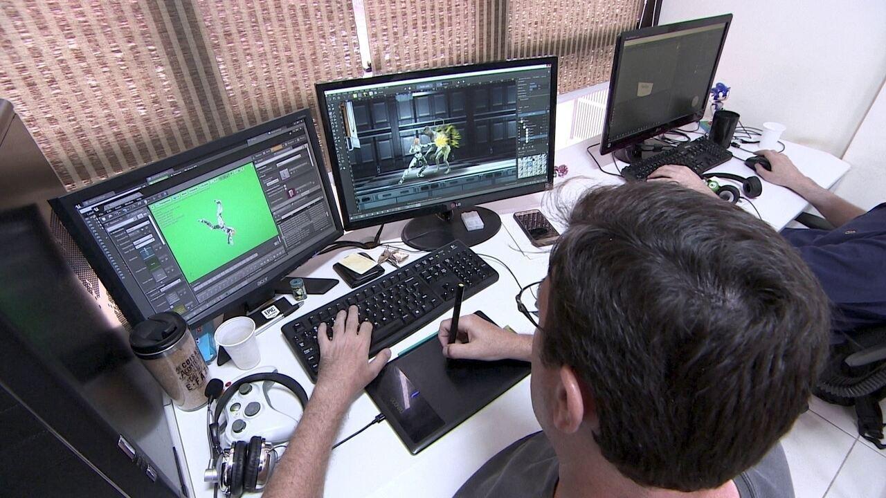 Desenvolvedora de games se firma no mercado apostando em jogos retrôs
