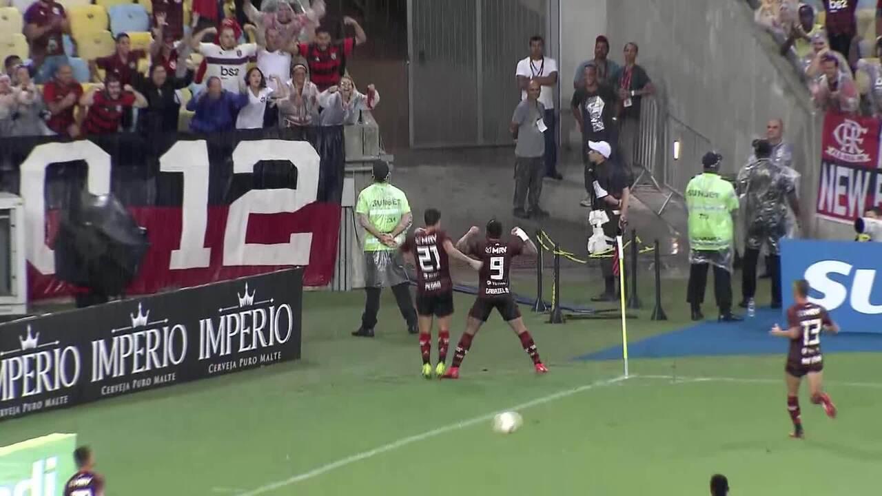 Veja os gols de Gabigol em 2020 até o momento