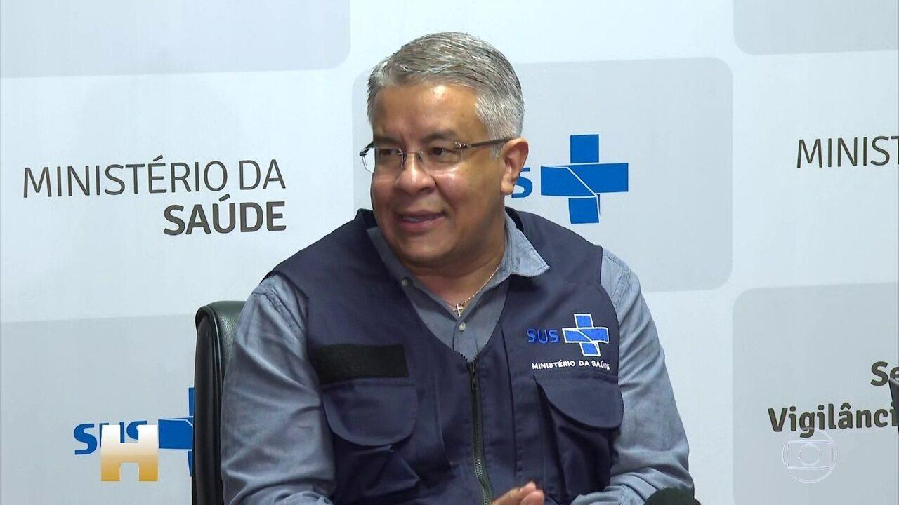 Ministério da Saúde do Brasil altera protocolo de prevenção do novo coronavírus