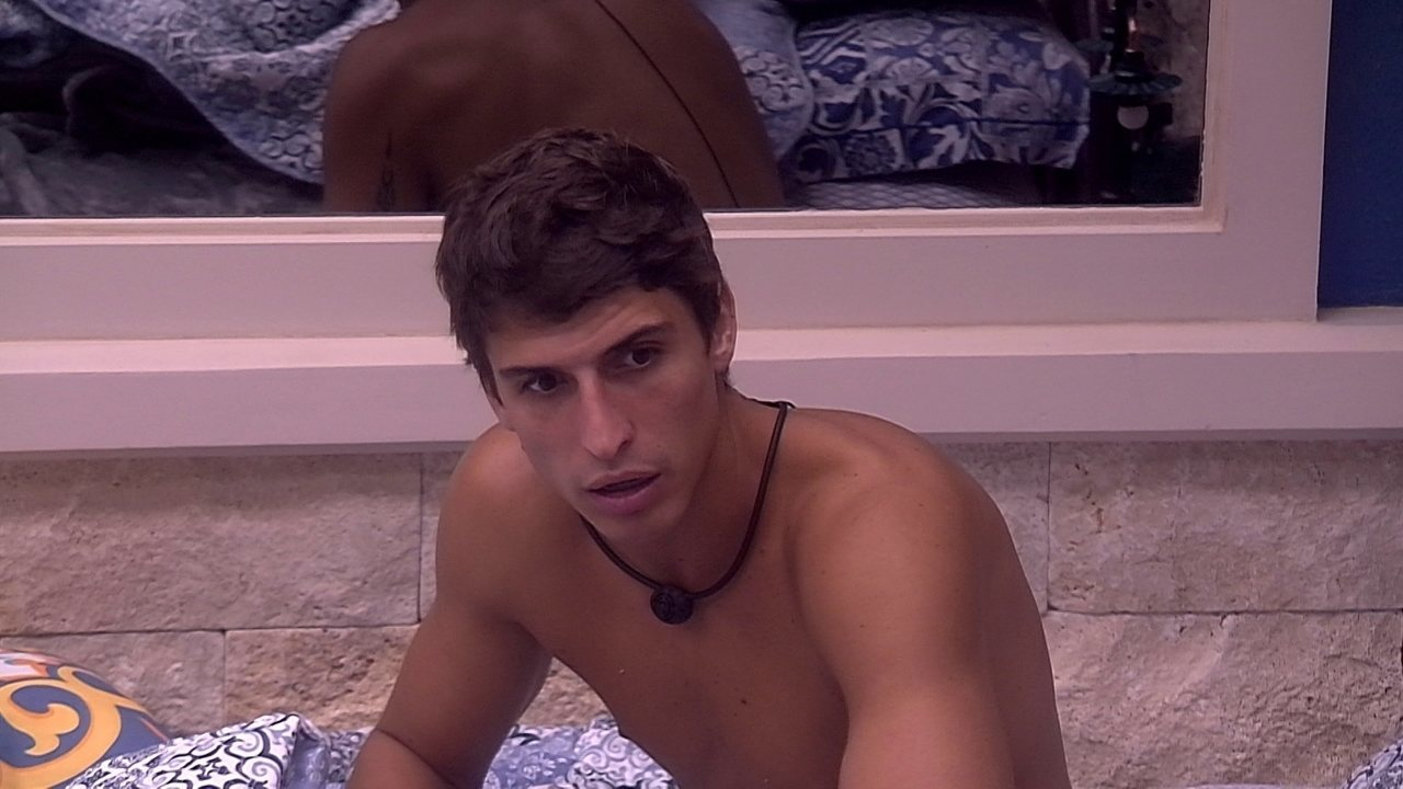 Felipe conta discurso que pretende fazer caso não seja eliminado