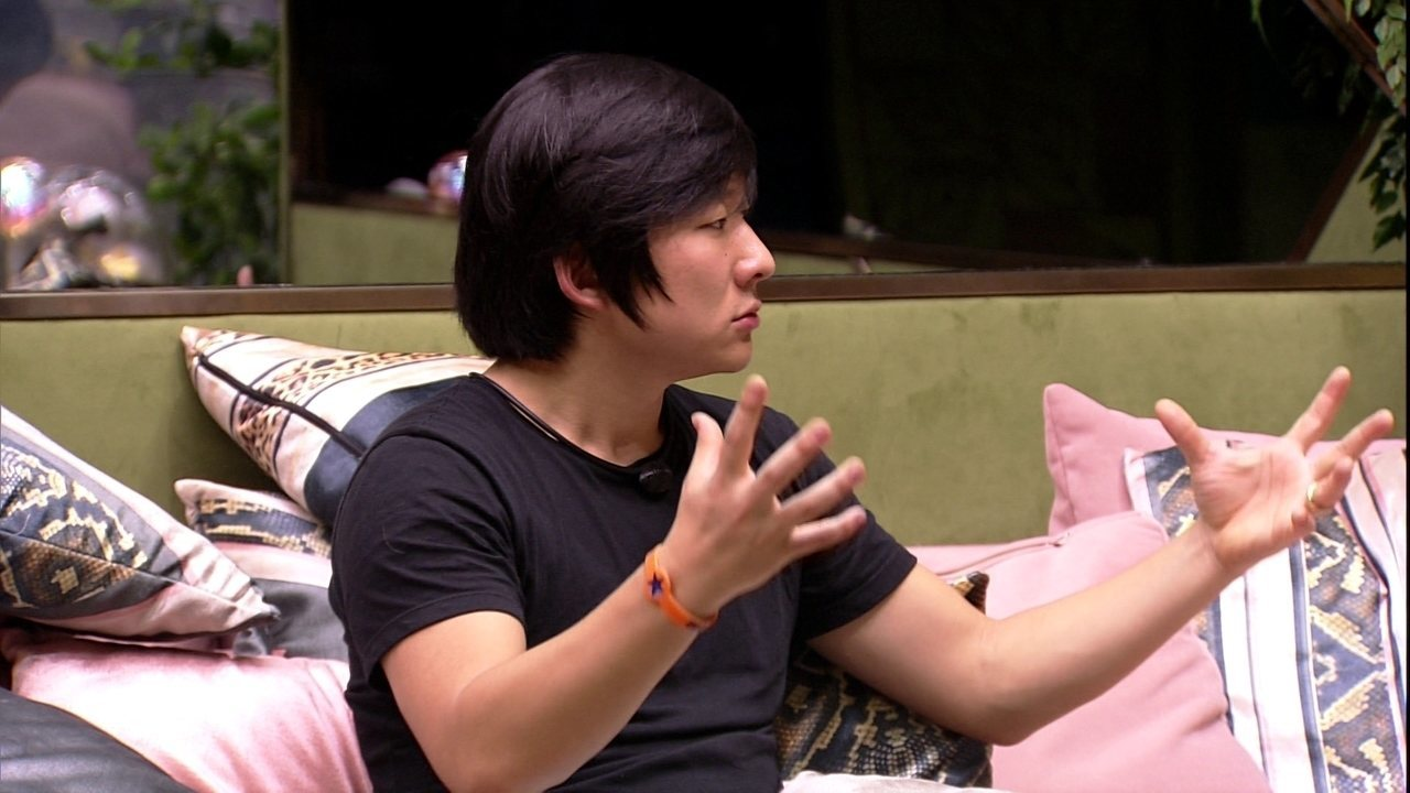Pyong declara para Gizelly: 'Não vou ser hipócrita, eu torcia para a Bianca sair'