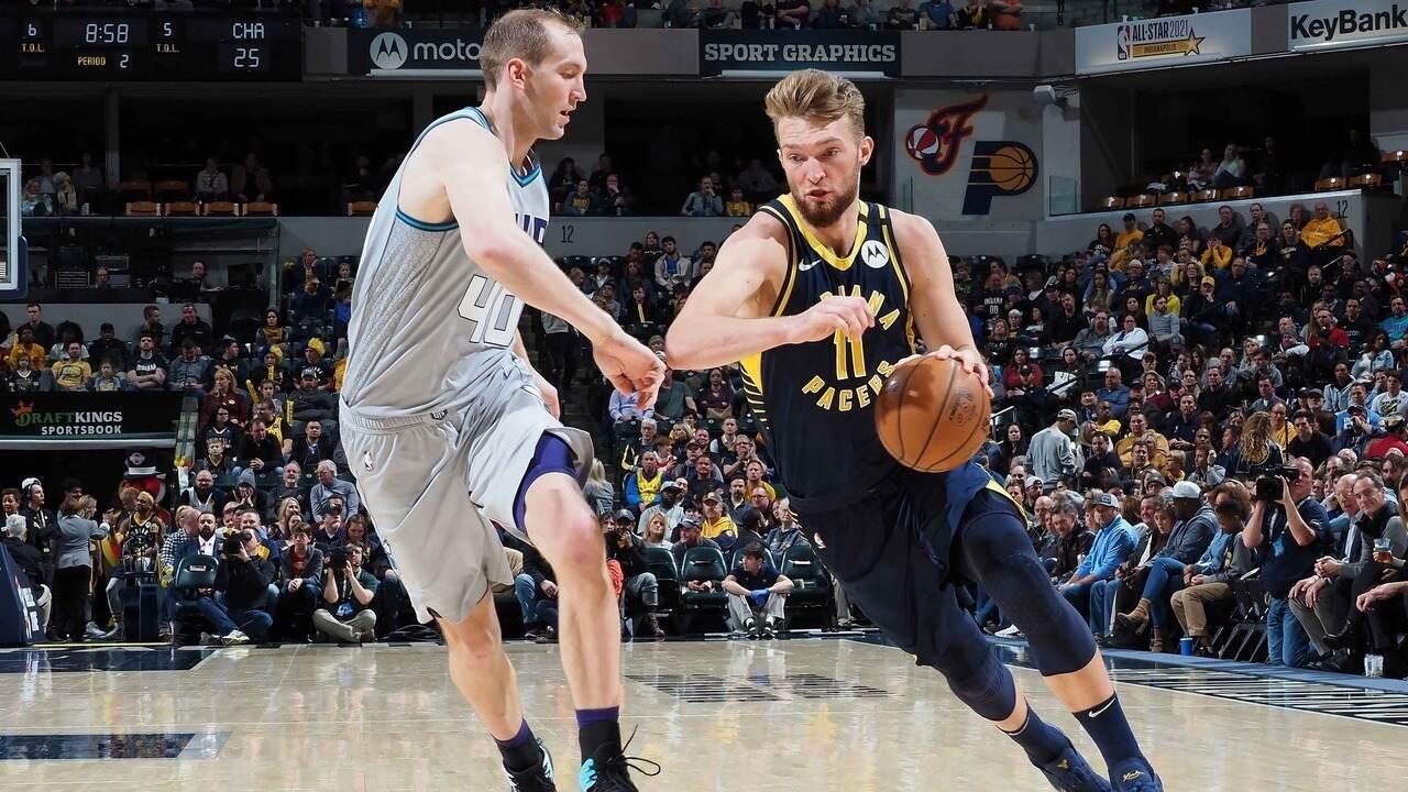 Melhores momentos de Indiana Pacers 119 x 80 Charlotte Hornets pela NBA