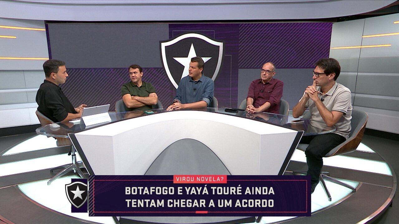 Repórter traz últimas novidades da novela de tentativa de contratação de Yaya Touré pelo Botafogo