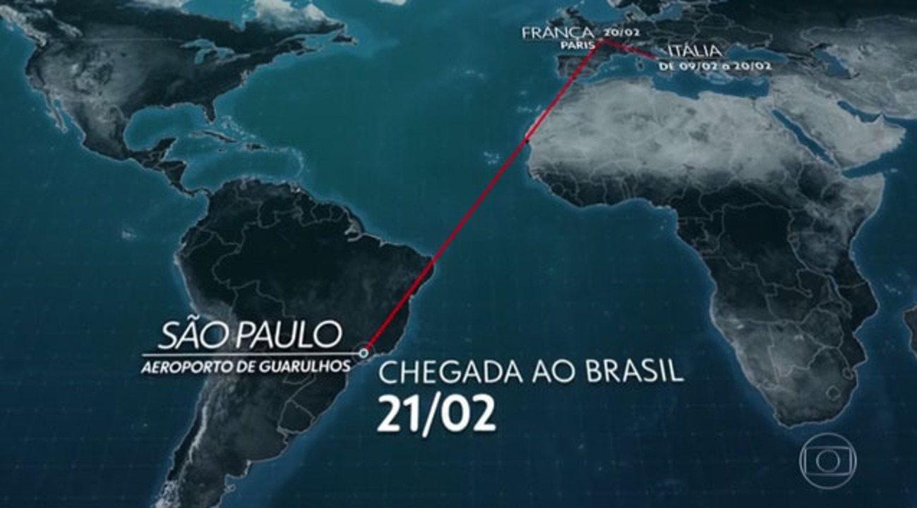 Ministério da Saúde confirma primeiro caso do novo coronavírus no Brasil