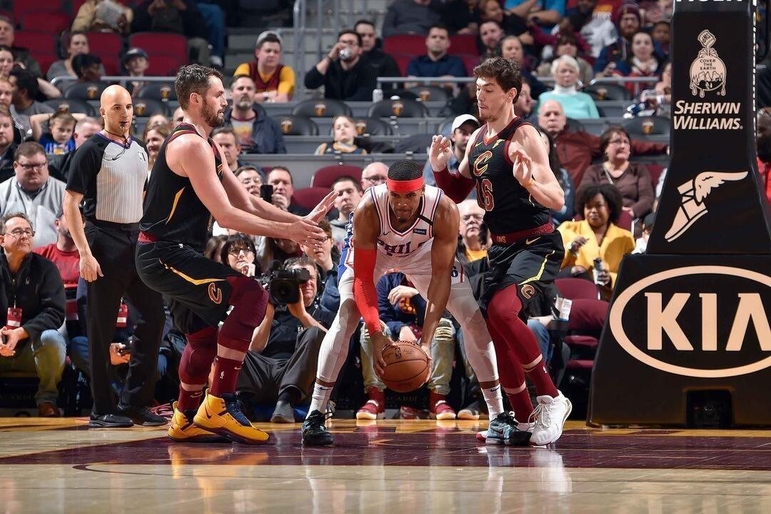 Melhores momentos de Cleveland Cavaliers 108 x 94 Philadelphia 76ers pela NBA