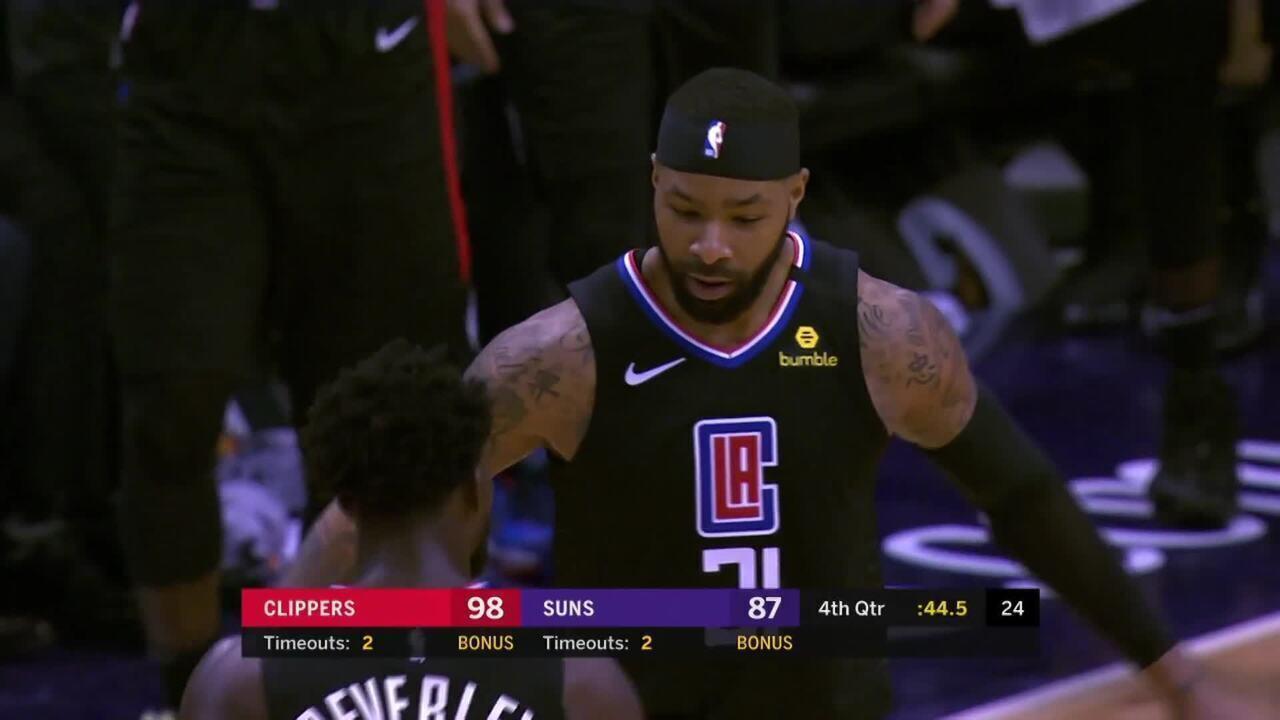 Melhores momentos de Phoenix Suns 92 x 102 Los Angeles Clippers pela NBA