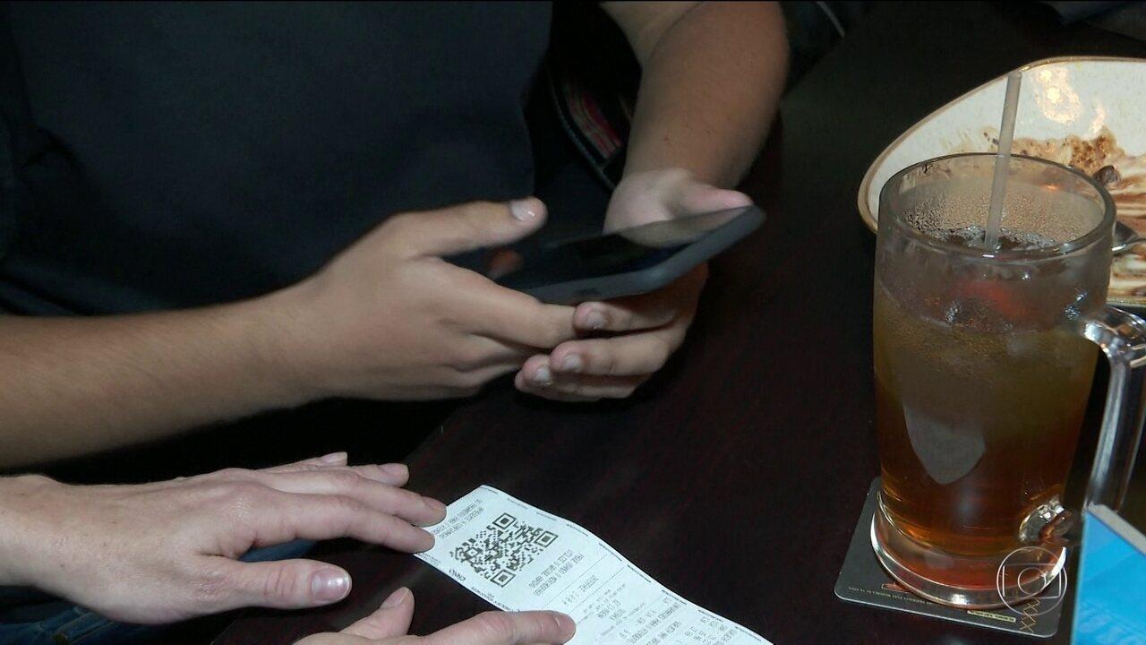 Número de pagamentos com QR Code cresce 20% ao mês