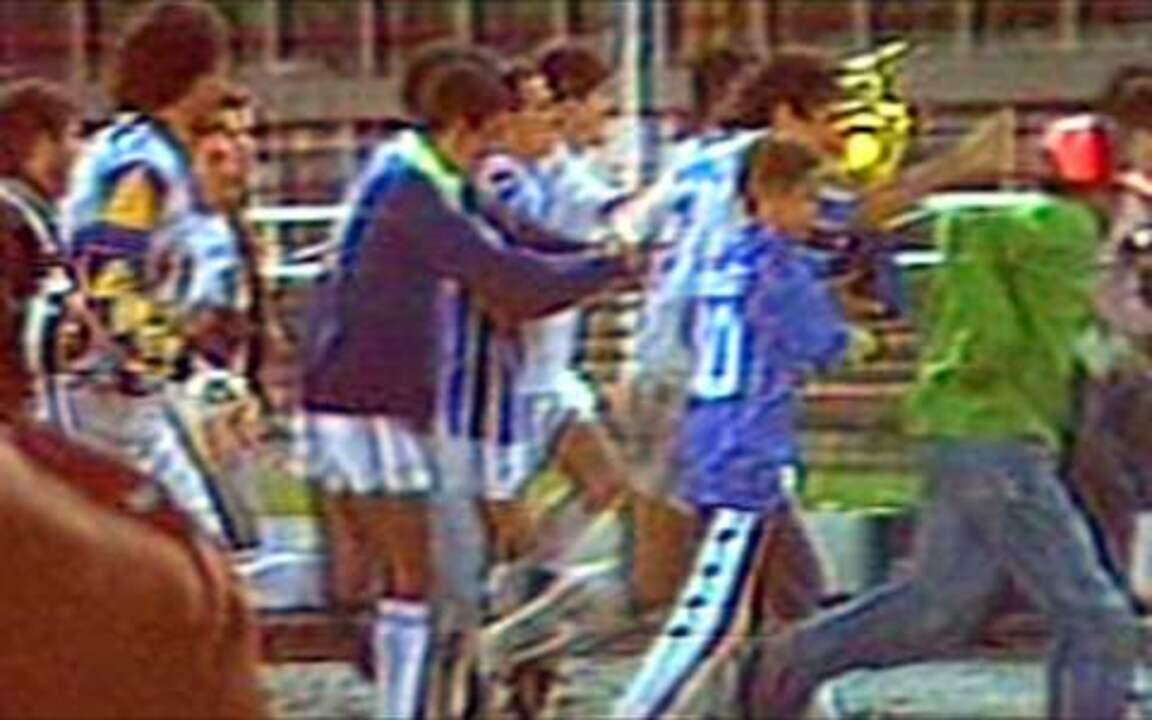 Em 1993, Cruzeiro é campeão da Copa do Brasil
