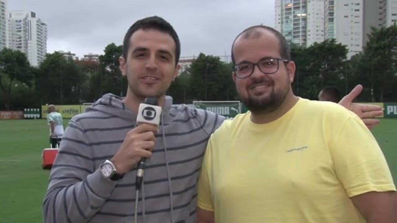 Boletim do Palmeiras: repórteres falam de Rony, mercado e escalação para clássico