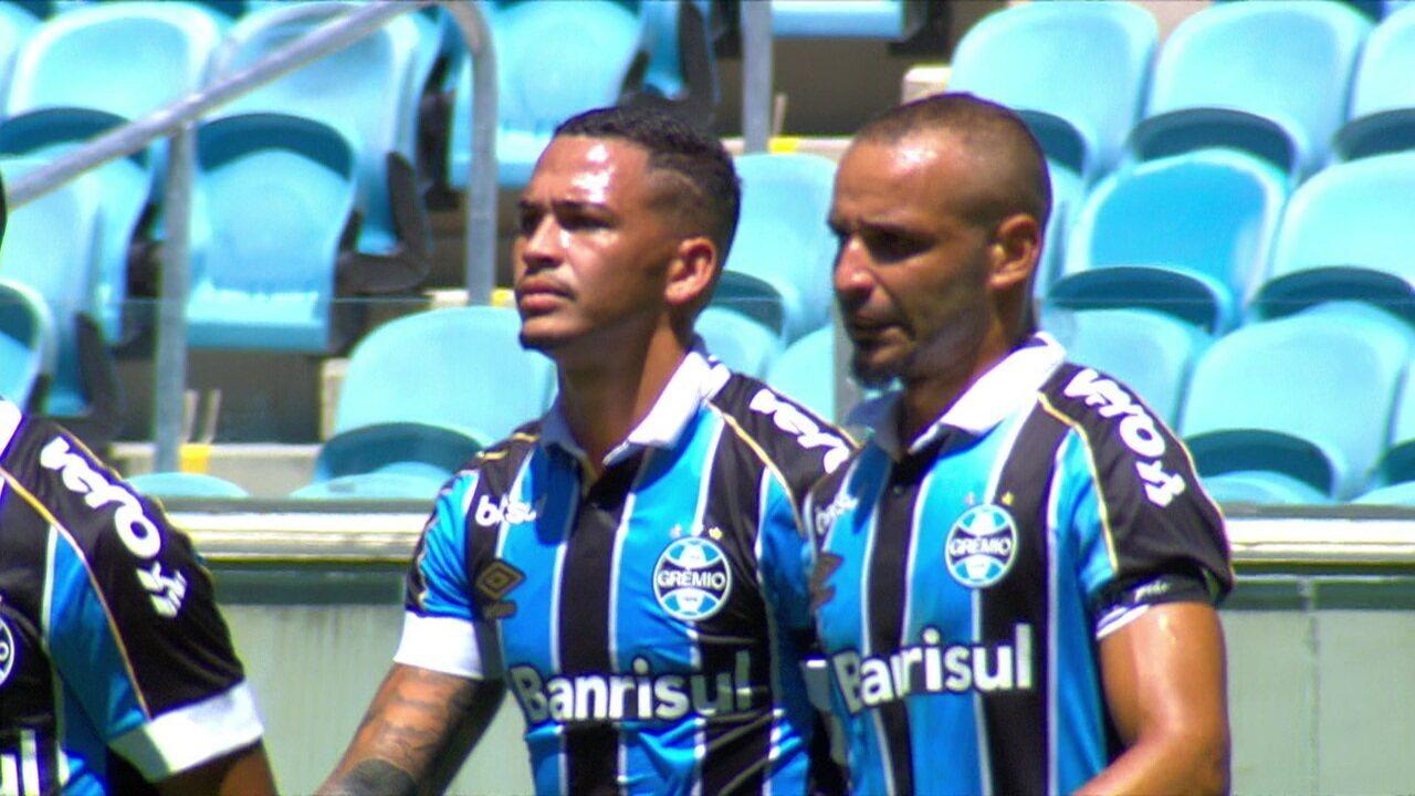 Melhores momentos: Grêmio 3 x 0 Juventude pelo Campeonato Gaúcho