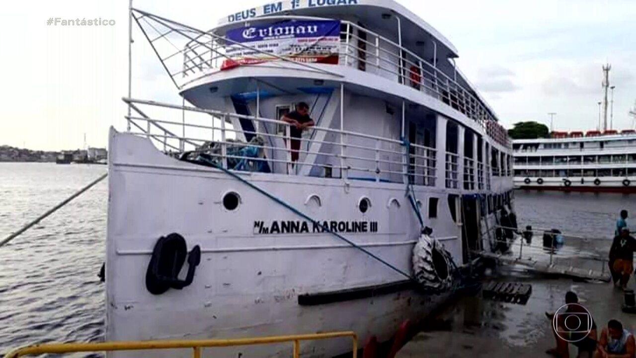 Capitania dos Portos ainda procura desaparecidos em naufrágio no Amapá