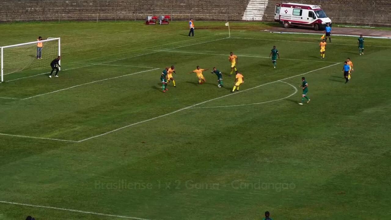 Melhor ataque do Brasil: gols do ótimo início de temporada do Gama