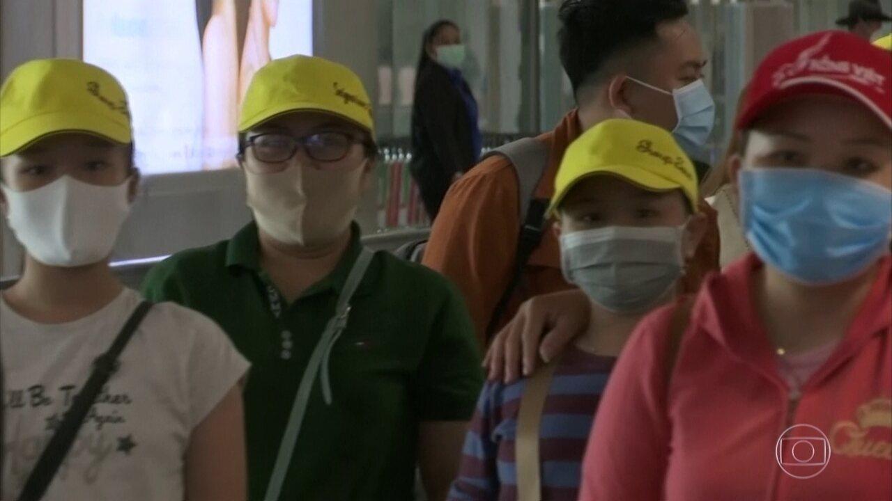 Vice-presidente dos EUA diz que não há kits para testes de coronavírus suficientes no país