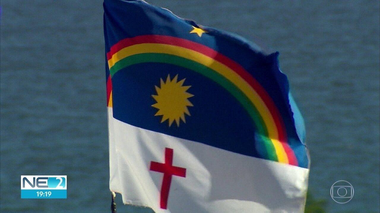 A Primeira Bandeira Do Brasil Republica conheça a história da bandeira de pernambuco e o que ela representa