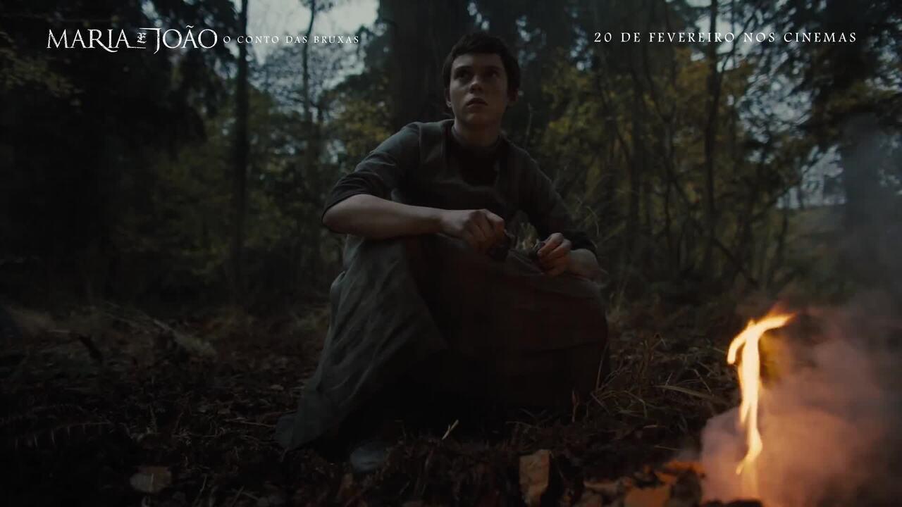 Assista ao trailer de 'Maria e João: O conto das bruxas'