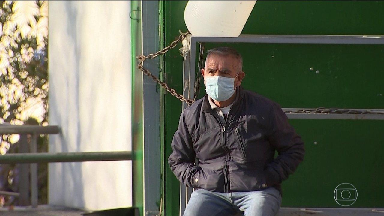 Espanha entra em estado de emergência pelo coronavírus