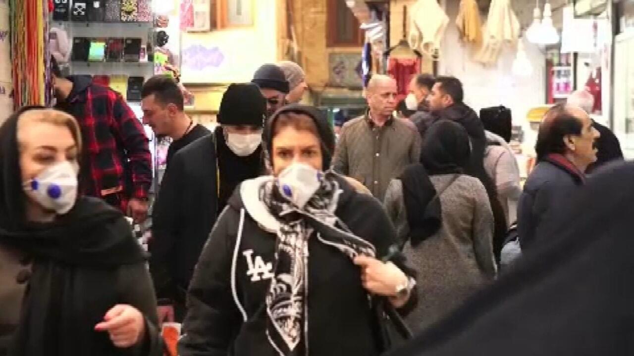 Irã confirma mais 1.209 infectados pelo novo coronavírus nas últimas 24 horas