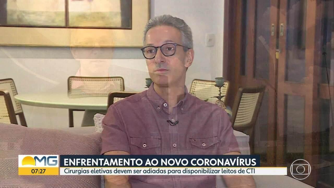 Mil militares médicos podem ser chamados para reforçar o atendimento do coronavírus