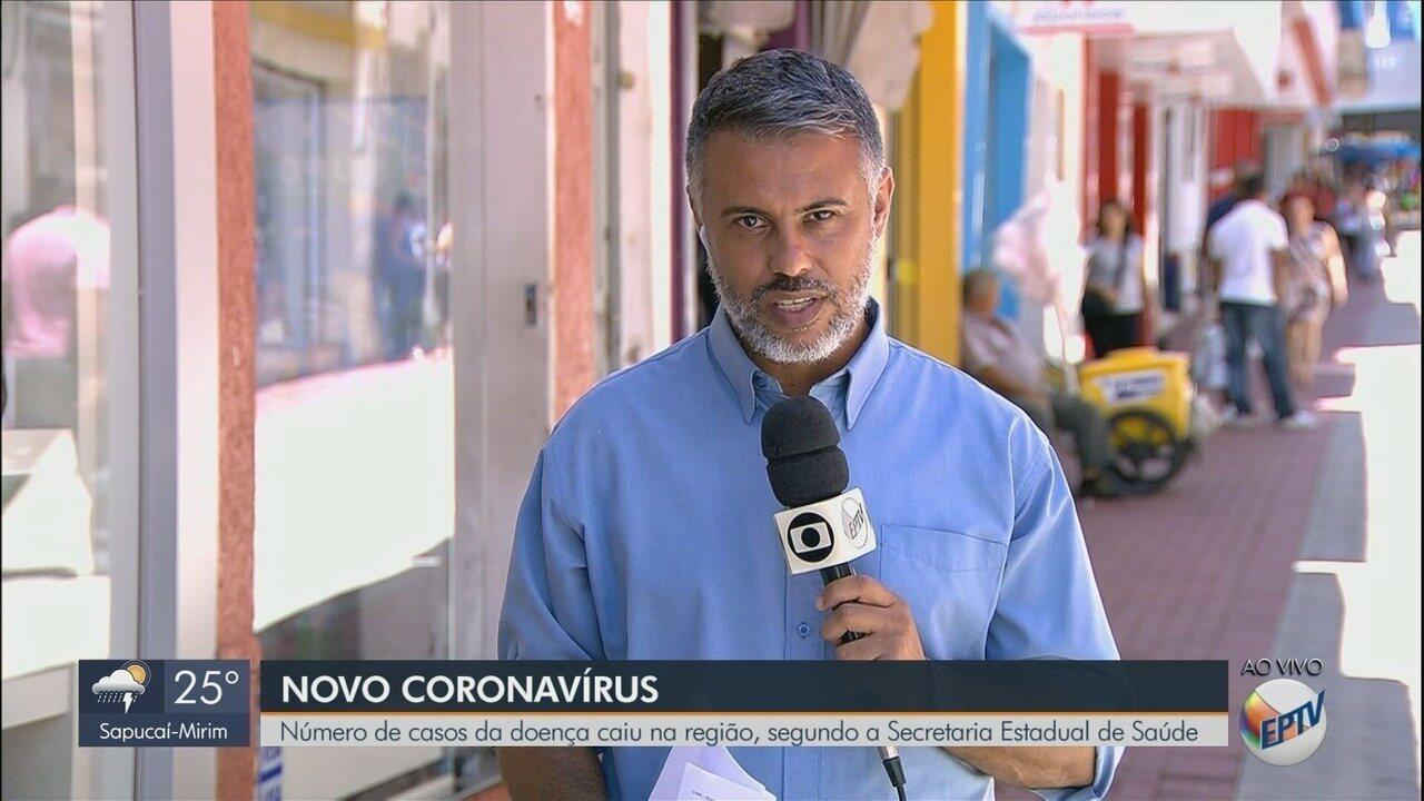 Casos suspeitos de coronavírus na região devem ser inseridos em lista de Minas Gerais