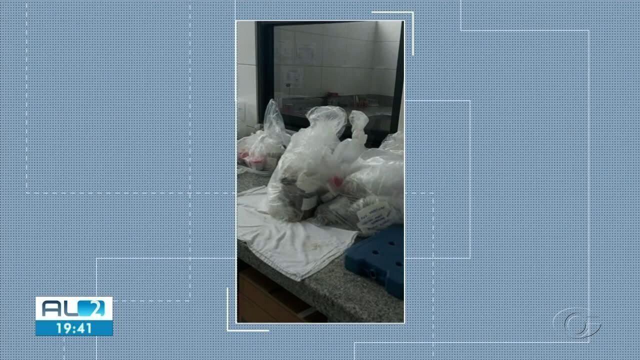Funcionários do Hospital da Mulher fazem denúncia sobre descarte de material