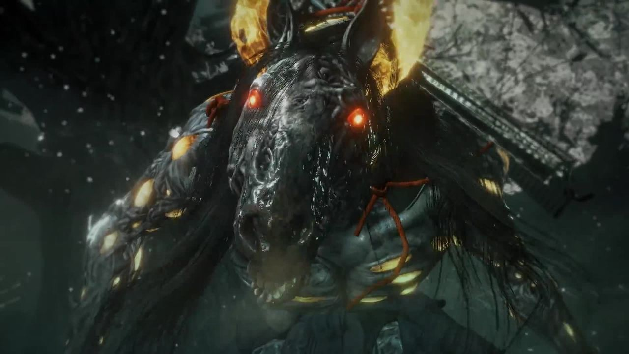 Here's the trailer for 'the Nioh 2 '