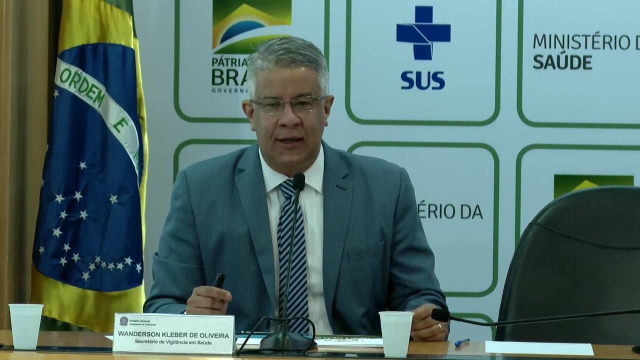 Brasil tem 621 casos confirmados de coronavírus