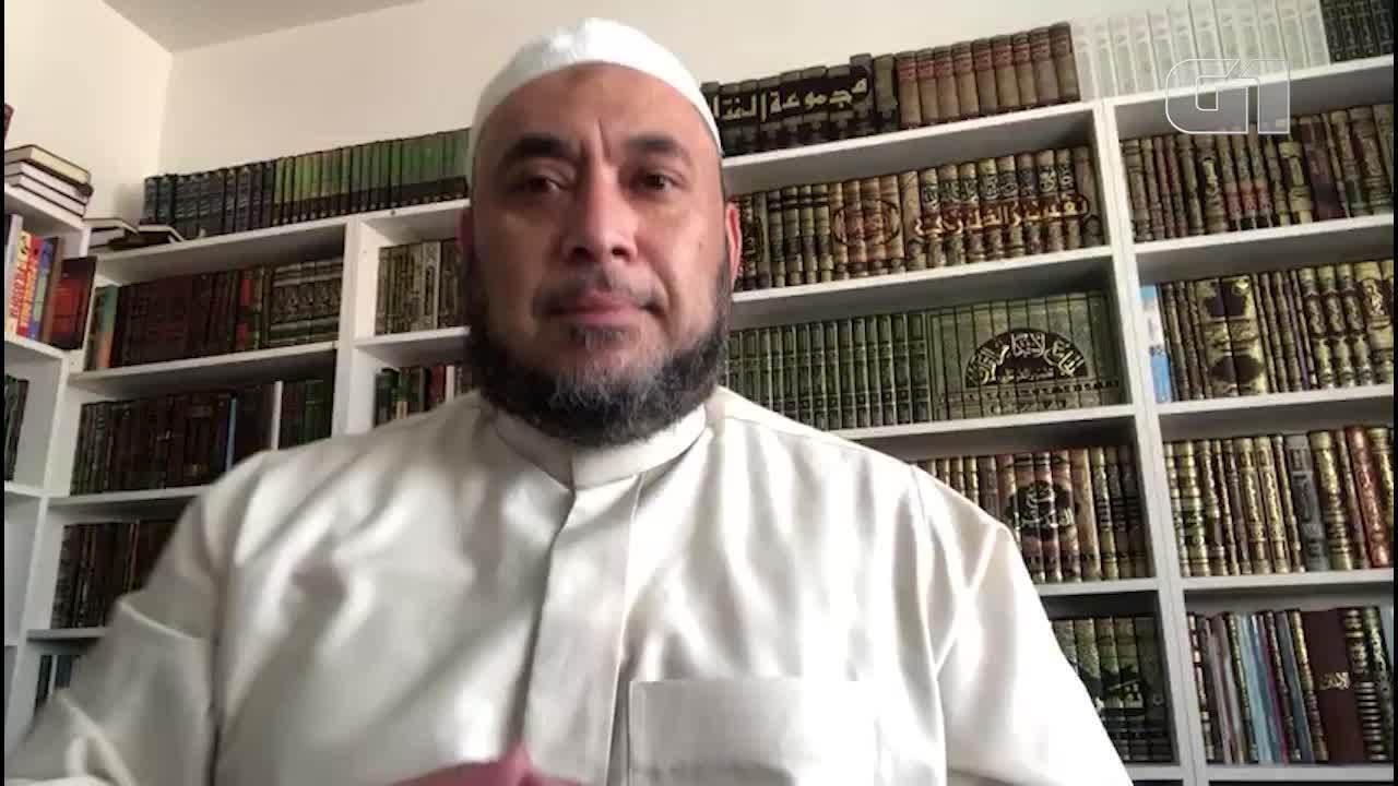 Sheikh Rodrigo envia mensagem para pessoas ansiosas no momento de avanço do coronavírus