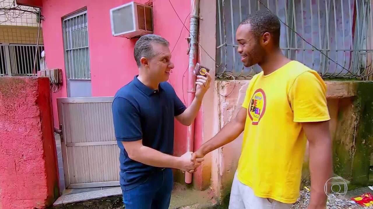 Mandando Bem: conheça a história de Marcos, criador do Brownie de Favela