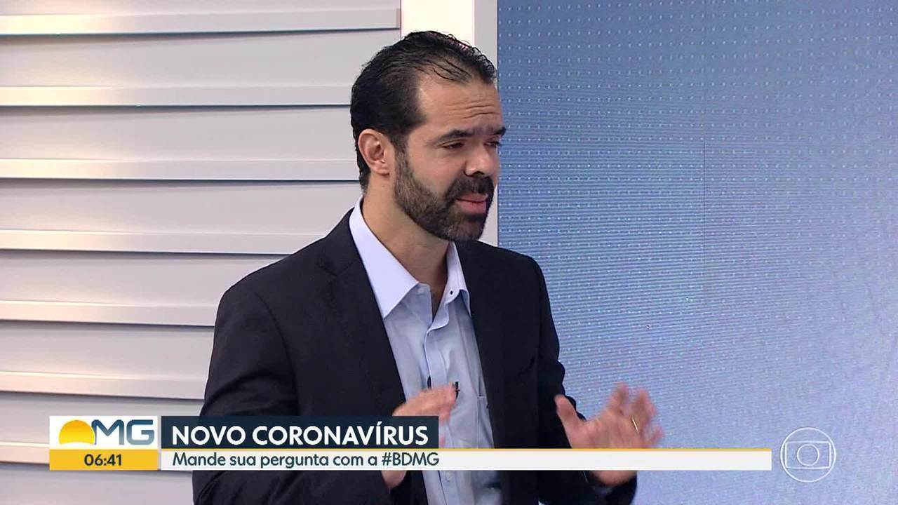 Coronavírus: Médico tira dúvidas sobre a doença