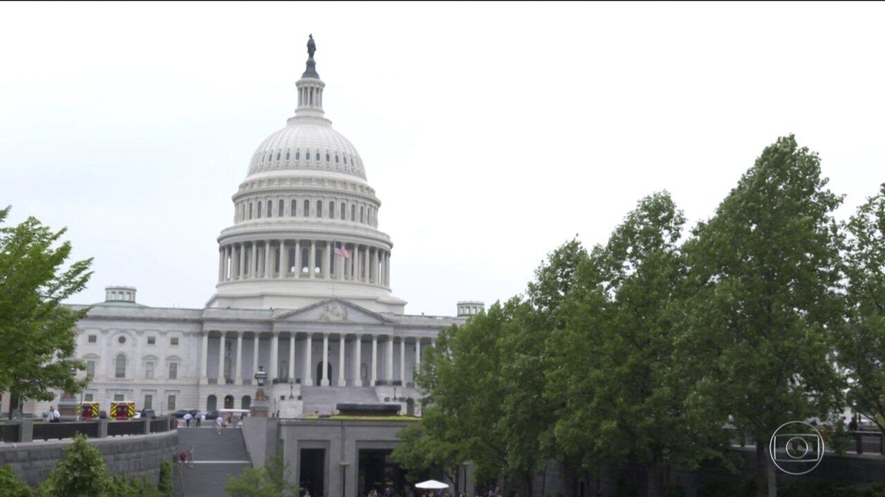 Senado americano deve aprovar maior pacote econômico de todos os tempos