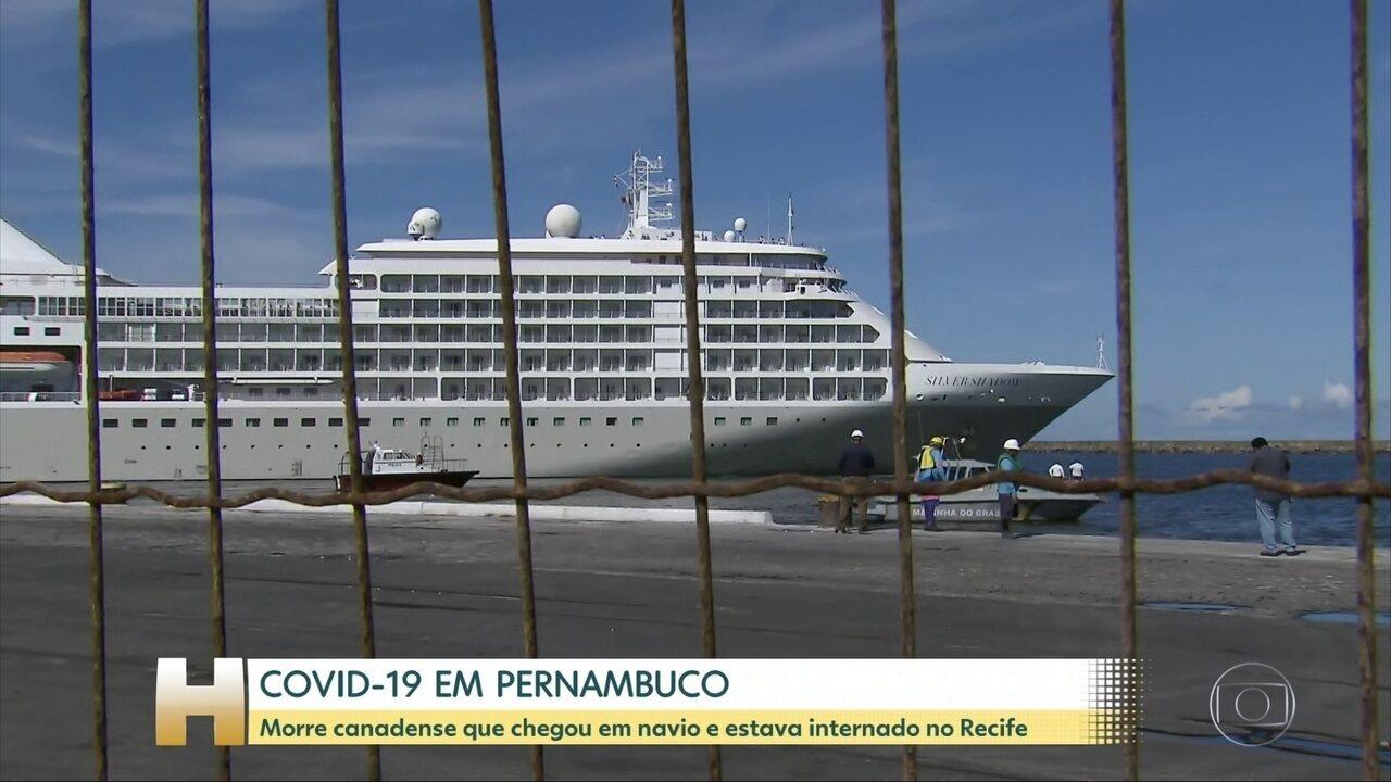 Pernambuco registra mais duas mortes por Covid-19