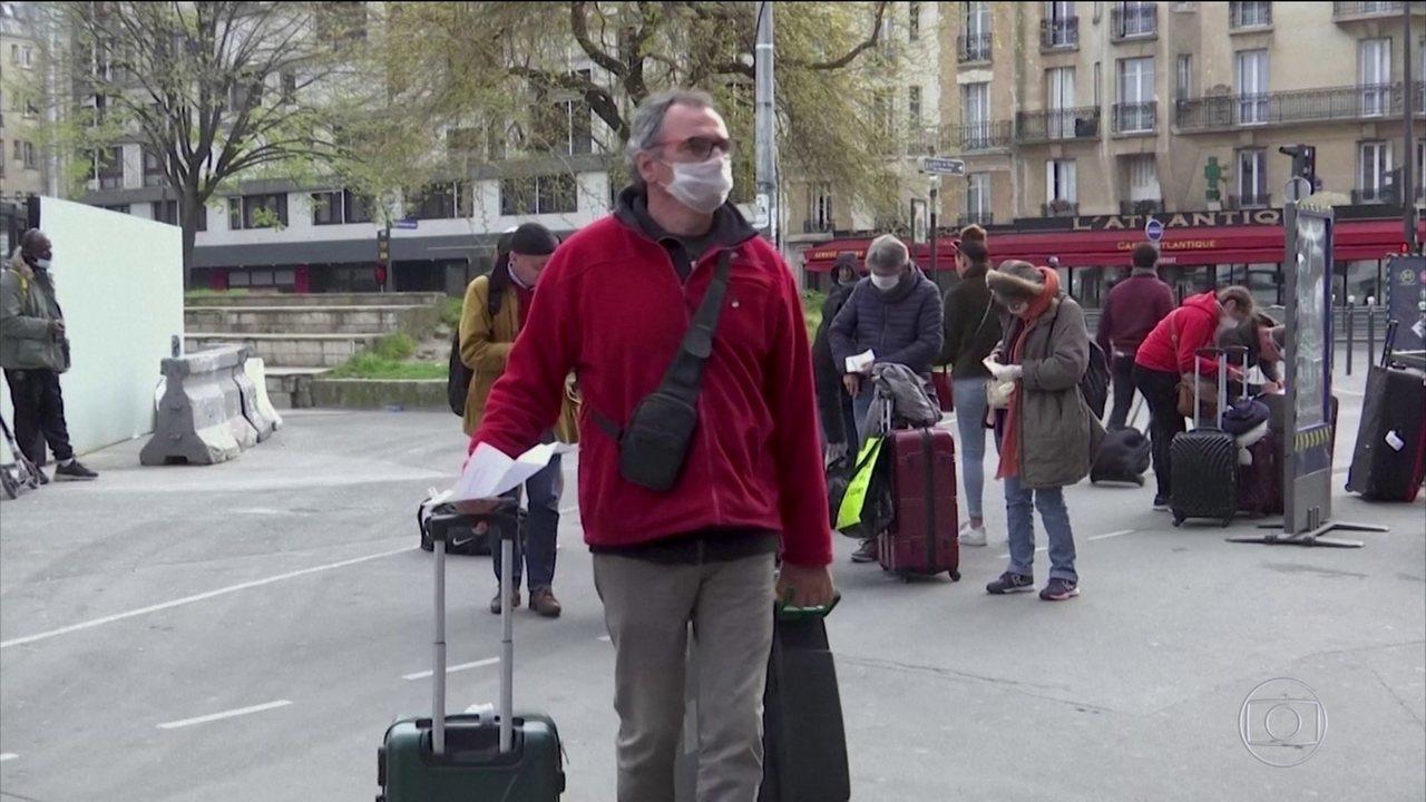 Itália e Espanha dão novos sinais positivos na luta contra a epidemia de coronavírus