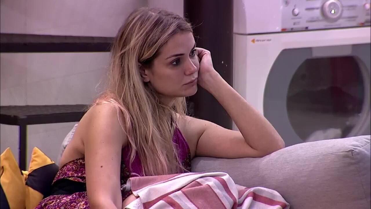 Rafa diz não julgar Marcela