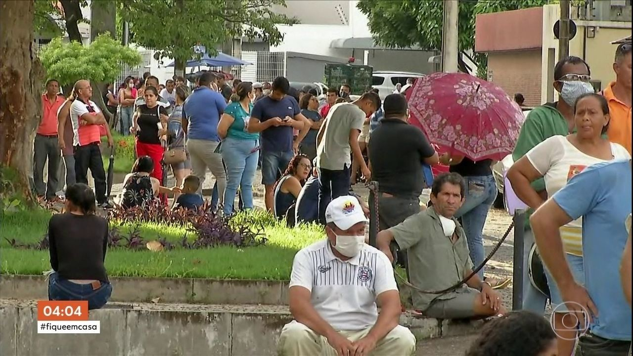 Caixa Econômica e Banco do Brasil começam a pagar o auxílio emergencial de R$ 600