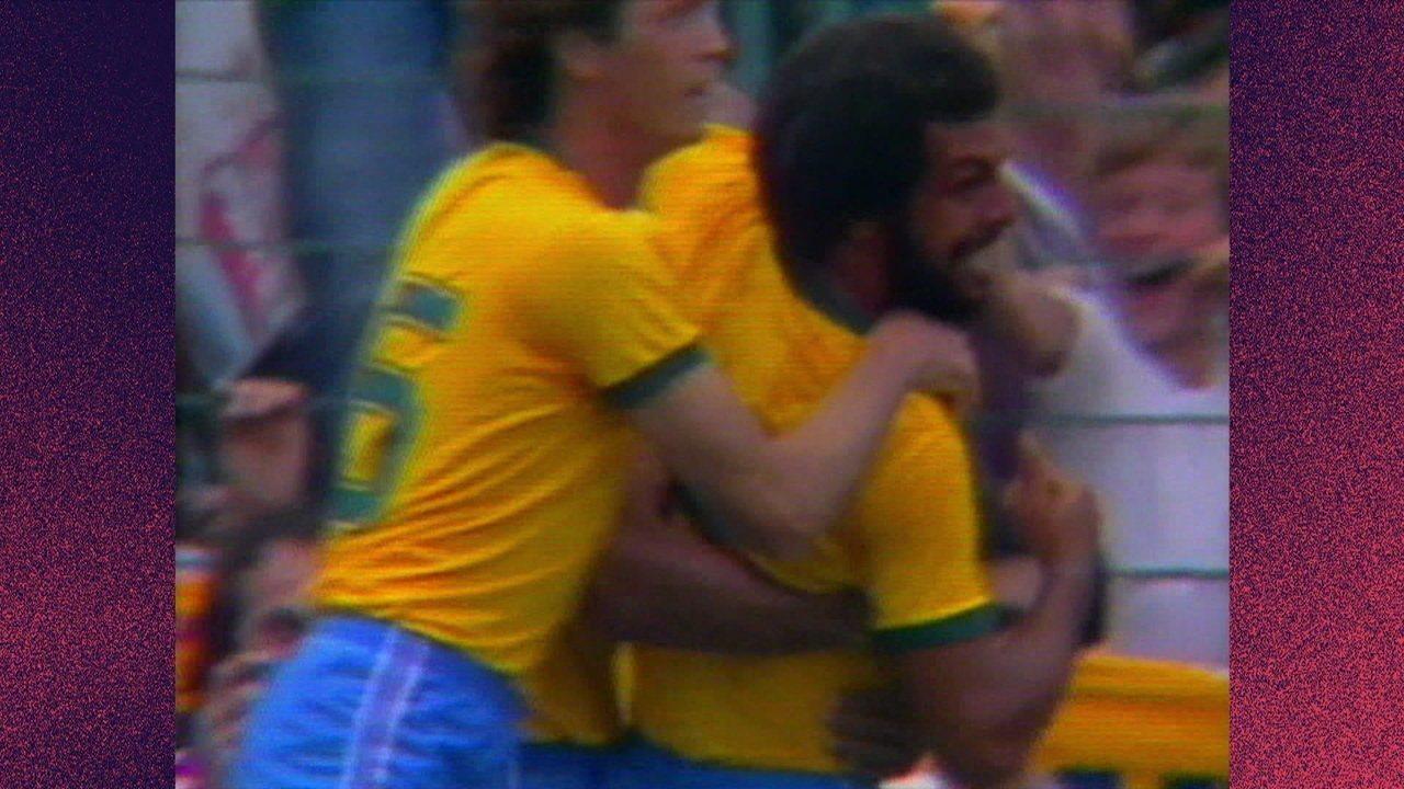 Melhores momentos de Brasil 3 x 1 Argentina pela Copa do Mundo de 1982