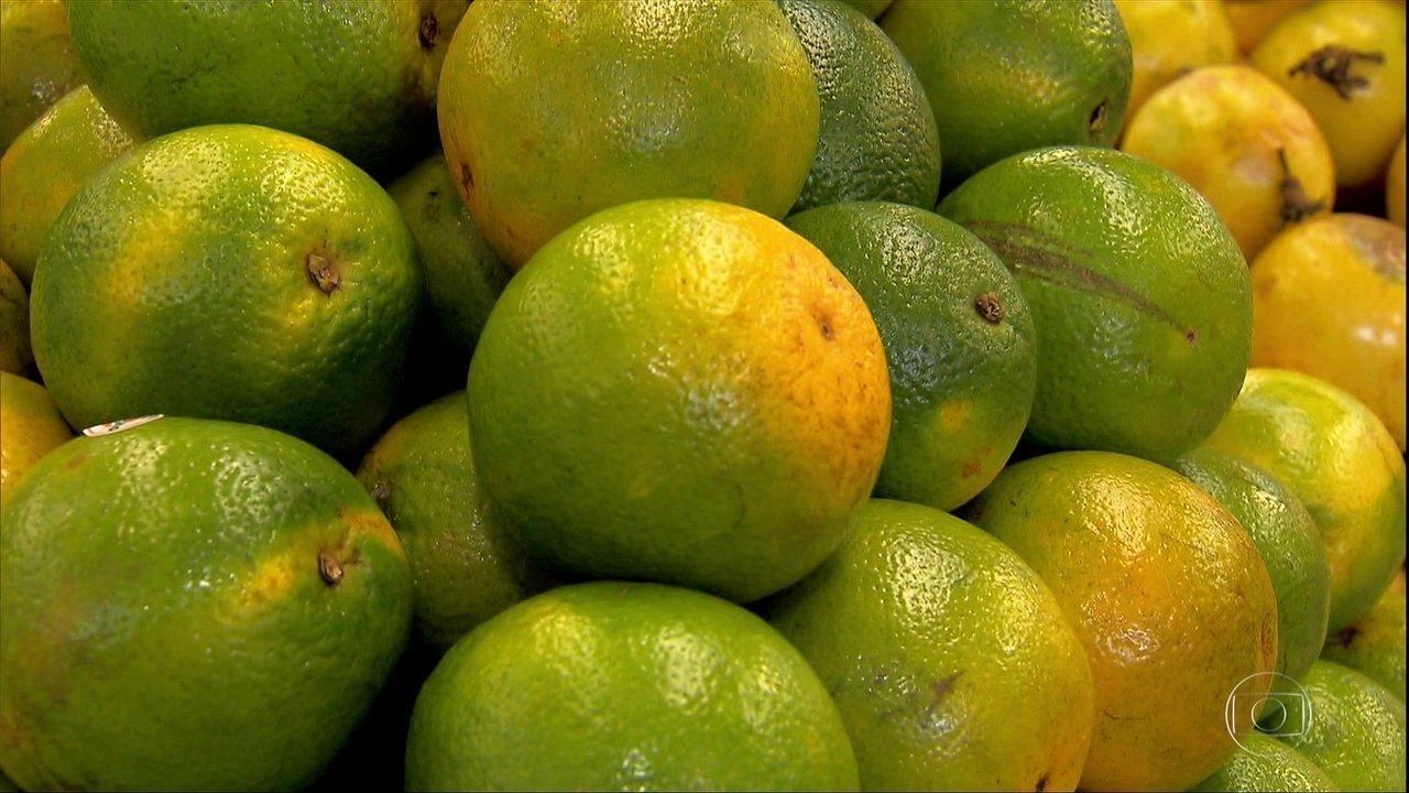 Procura por laranja aumenta 30% no início de abril por conta do coronavírus
